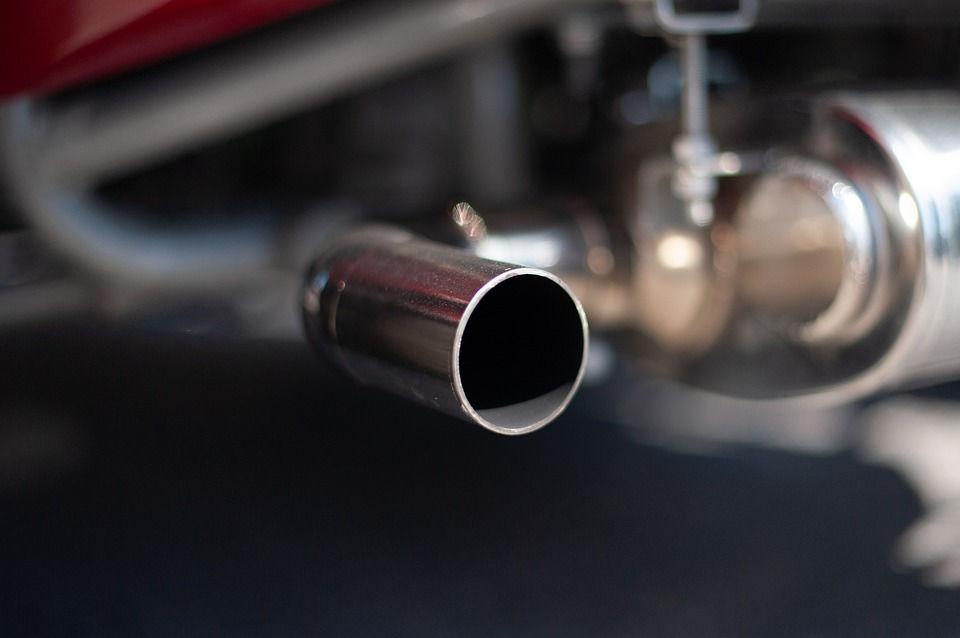 Exhaust/Clutch