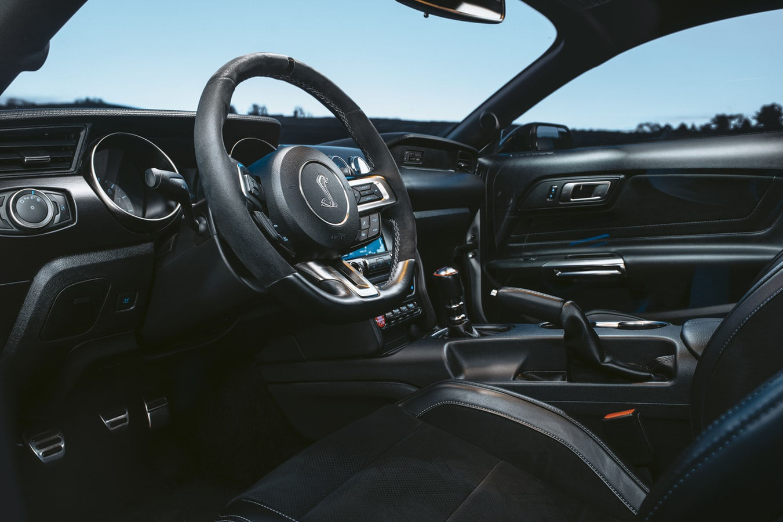 Steering/Suspension