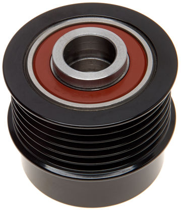 Picture of 37015P Alternator Decoupler Pulley  By ACDELCO PROFESSIONAL CANADA