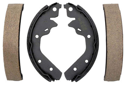 Picture of 14519B Bonded Drum Brake Shoe  By ACDELCO ADVANTAGE CANADA