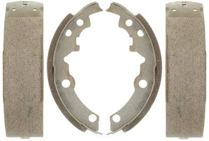 Picture of 14553B Bonded Drum Brake Shoe  14553B 0