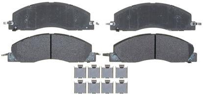 Picture of 14D1399MH Semi Metallic Disc Brake Pad  By ACDELCO ADVANTAGE CANADA