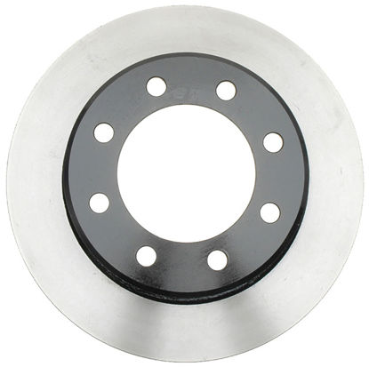Picture of 18A2679AC Coated Disc Brake Rotor  By ACDELCO ADVANTAGE CANADA