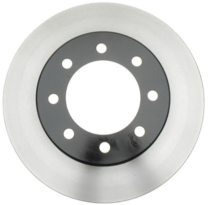 Picture of 18A2680AC Coated Disc Brake Rotor  By ACDELCO ADVANTAGE CANADA