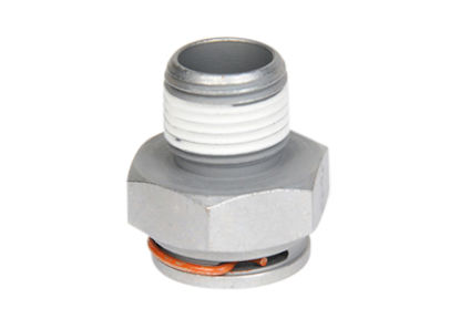 Picture of 15043741 Engine Oil Cooler Line Connector  By ACDELCO GM ORIGINAL EQUIPMENT CANADA