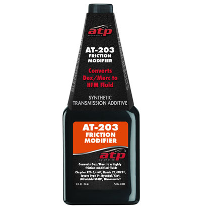 Picture of AT-203 Automatic Transmission Fluid Synthetic Modifier  By ATP