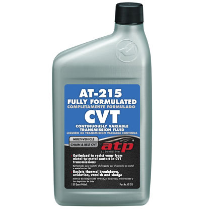 Picture of AT-215 CVT(Continuously Variable Transmission) Fluid  By ATP