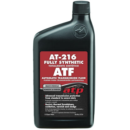Picture of AT-216 Synthetic Multi-Vehicle Automatic Transmission Fluid  By ATP