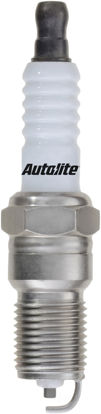 Picture of 104 Copper Resistor Spark Plug  By AUTOLITE