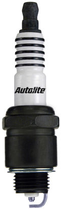 Picture of 85 Copper Resistor Spark Plug  By AUTOLITE
