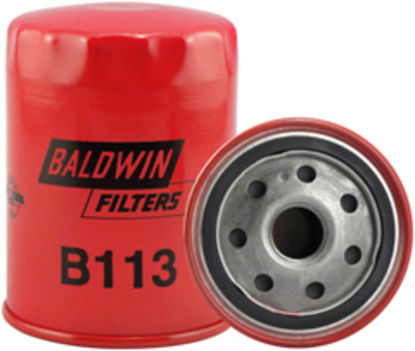 Picture of B113 Engine Oil Filter  By BALDWIN