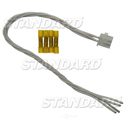 Picture of S-2117 HVAC Blower Motor Resistor Connector  By STANDARD MOTOR PRODUCTS