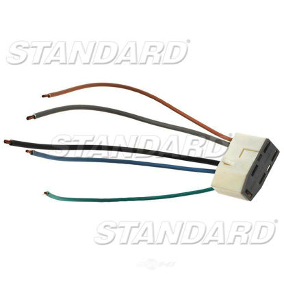 Picture of S-762 HVAC Blower Motor Resistor Connector  By STANDARD MOTOR PRODUCTS