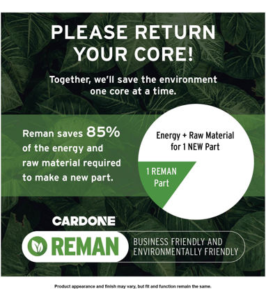 Picture of 30-1813 Remanufactured Distributor(Point Type)  By CARDONE REMAN