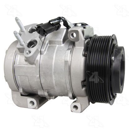 Picture of 178313 New Compressor  By FOUR SEASONS