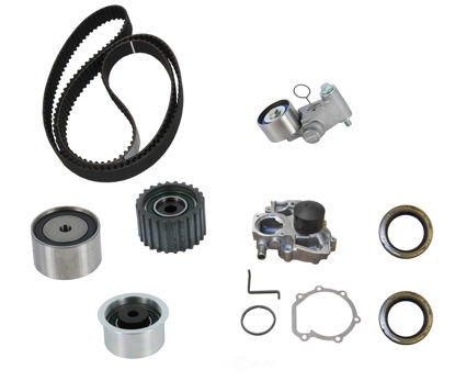 Picture of PP304LK6 Engine Timing Belt Kit with Water Pump  By CRP/CONTITECH