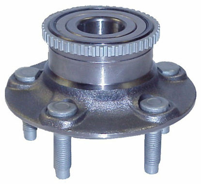 Picture of PT512163 Wheel Bearing and Hub Assembly  By POWERTRAIN COMPONENTS (PTC)