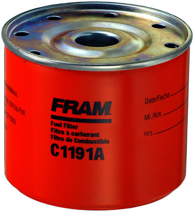 Picture of C1191A Fuel Filter  By FRAM