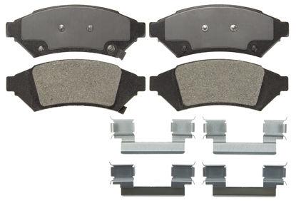 Picture of PMD1000 Premium Semi-Metallic Brake Pads  By IDEAL BRAKE PARTS