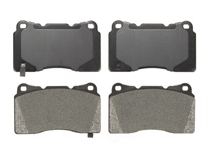 Picture of PMD1001 Premium Semi-Metallic Brake Pads  By IDEAL BRAKE PARTS