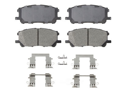 Picture of PMD1005 Premium Semi-Metallic Brake Pads  By IDEAL BRAKE PARTS