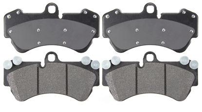 Picture of PMD1007 Premium Semi-Metallic Brake Pads  By IDEAL BRAKE PARTS