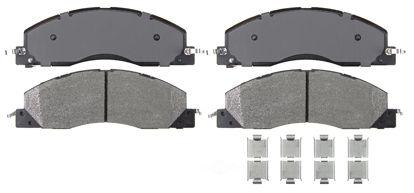 Picture of PMD1399 Premium Semi-Metallic Brake Pads  By IDEAL BRAKE PARTS