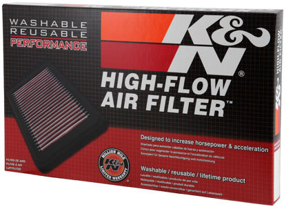 Picture of 33-2129 Air Filter  By K&N FILTER