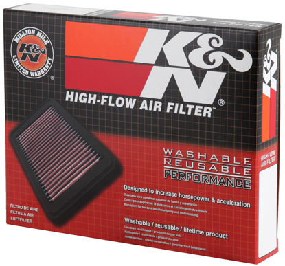 Picture of 33-2435 Air Filter  By K&N FILTER