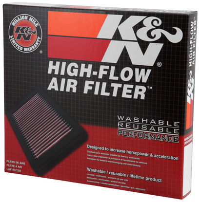 Picture of 33-2491 Air Filter  By K&N FILTER
