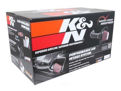 Picture of 63-1561 Engine Cold Air Intake Performance Kit  By K&N FILTER