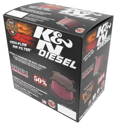 Picture of E-0776 Air Filter  By K&N FILTER