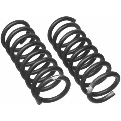 Picture of 7268 Coil Spring Set  By MOOG