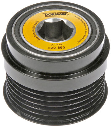 Picture of 300-850 Alternator Pulley  By DORMAN OE SOLUTIONS