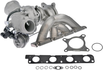 Picture of 667-201 Turbocharger  By DORMAN OE SOLUTIONS