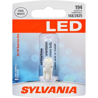 Picture of 194SL.BP LED Blister Pack Side Marker Light Bulb  By SYLVANIA