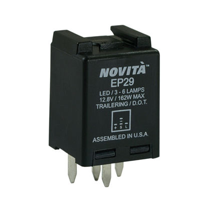 Picture of EP29 Electronic Flasher  By NOVITA FLASHERS