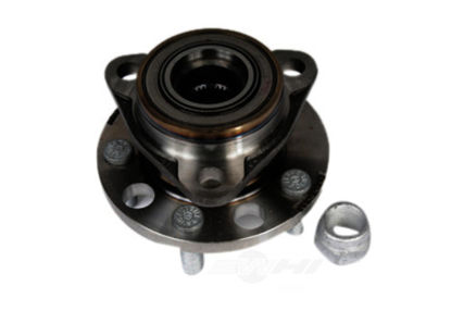Picture of 20-25K Wheel Bearing & Hub Assembly  By ACDELCO GM ORIGINAL EQUIPMENT CANADA