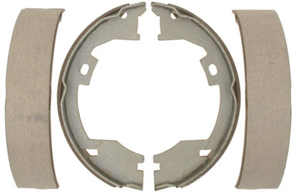 Picture of 17854B Bonded Parking Brake Shoe  By ACDELCO PROFESSIONAL BRAKES CANADA