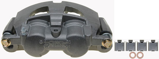 Picture of 18FR12275 Reman Friction Ready Non-Coated Disc Brake Caliper  By ACDELCO PROFESSIONAL BRAKES CANADA