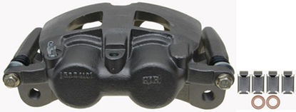 Picture of 18FR12277 Reman Friction Ready Non-Coated Disc Brake Caliper  By ACDELCO PROFESSIONAL BRAKES CANADA