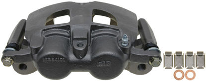 Picture of 18FR12278 Reman Friction Ready Non-Coated Disc Brake Caliper  By ACDELCO PROFESSIONAL BRAKES CANADA
