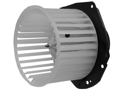 Picture of 15-80213 HVAC Blower Motor & Wheel  By ACDELCO GM ORIGINAL EQUIPMENT CANADA