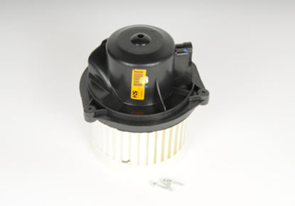 Picture of 15-80462 HVAC Blower Motor & Wheel  By ACDELCO GM ORIGINAL EQUIPMENT CANADA