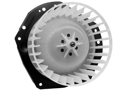 Picture of 15-80666 HVAC Blower Motor & Wheel  By ACDELCO GM ORIGINAL EQUIPMENT CANADA