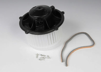Picture of 15-80884 HVAC Blower Motor & Wheel  By ACDELCO GM ORIGINAL EQUIPMENT CANADA