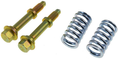 Picture of 03123 Exhaust Manifold Bolt and Spring  By DORMAN-HELP