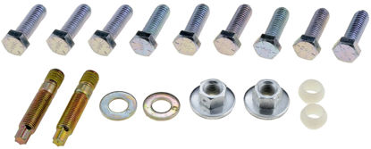 Picture of 03408B Exhaust Manifold Hardware Kit  By DORMAN-HELP