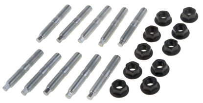 Picture of 03411B Exhaust Manifold Hardware Kit  By DORMAN-HELP