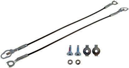 Picture of 38542 Tailgate Support Cable  By DORMAN-HELP